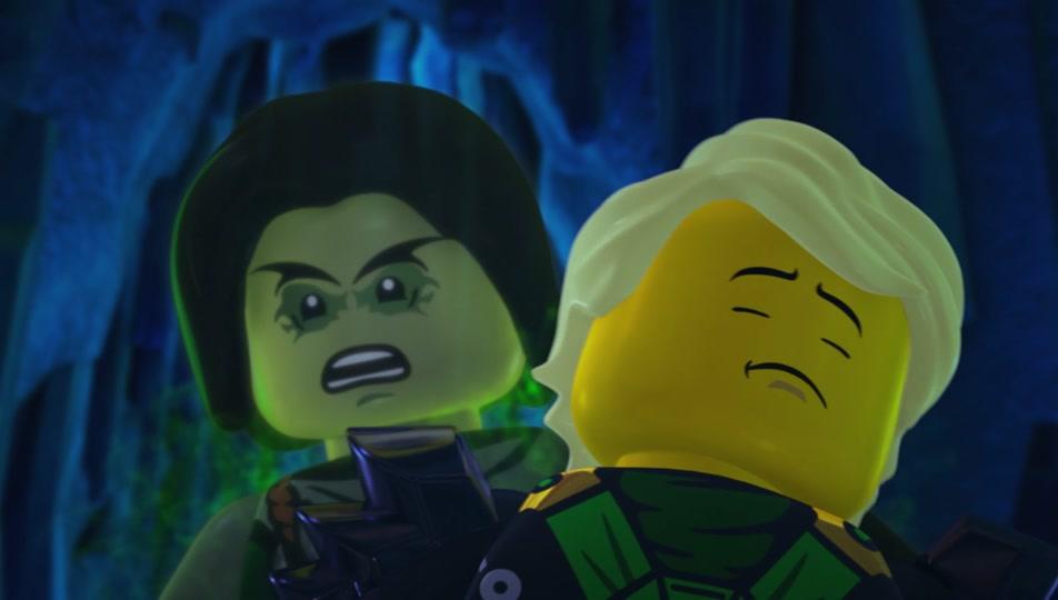 Lego ninjago cartoon network season 5 - Ninjago episode 5 ...