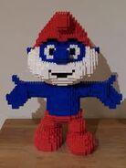Papa Smurf LEGO