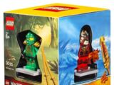 5004076 Minifigure Gift Set