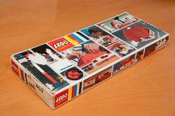 055 Basic Building Set top front side box
