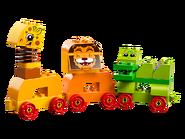 10863 Mon premier train des animaux 3