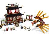 Ninja Feuertempel 2507