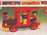 252 Locomotive - Driver and Passenger