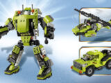 31007 Le super robot
