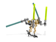 8095 General Grievous' Starfighter 3