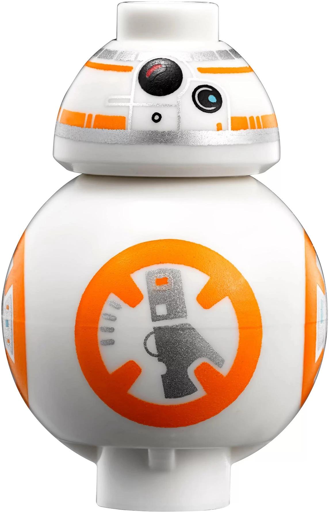 LEGO Star Wars Force Awakens BB-8 Droid Minifigure 75148 BB8 Mini Fig