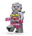CGILadyRobot
