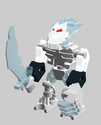 Customfrost Beast Minifigure Brickipedia Fandom Powered By Wikia