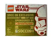 SDCC Brickmaster