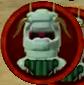 Dragon robot du Ninja vert