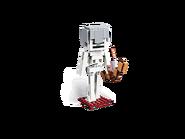21150 Squelette avec un cube de magma 3