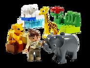 4962 Le zoo des bébés animaux 4