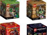5004192 LEGO Minecraft Collection