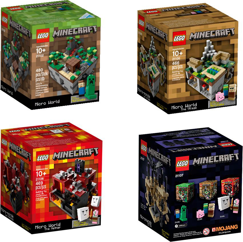 5004192 lego minecraft collection brickipedia fandom for Lego world craft