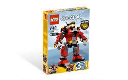 5764-0000- Rescue Robot