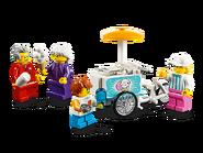 60234 Ensemble de figurines - La fête foraine 2