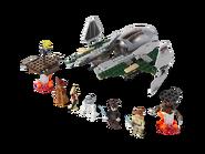 9494 Anakin's Jedi Interceptor