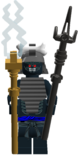 Lord Garmadon 4 arms