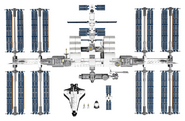 21321 La station spatiale internationale 4