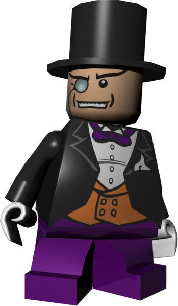 Lego Top Hat x 10 Medium Lavender for The Penguin Minifigure