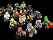 71002 Minifigures Série 11 2