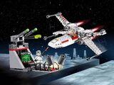 75235 Chasseur stellaire X-wing de la tranchée