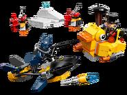 76010 Batman L'affrontement avec le Pingouin
