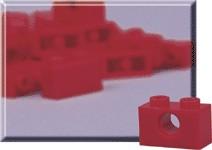 970013-1 x 2 Red Beam
