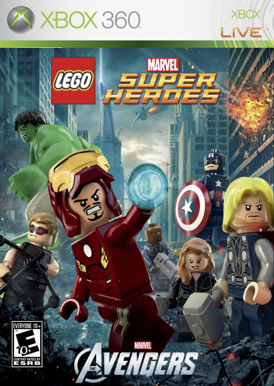 Custom:LEGO The Avengers: The Video Game | Brickipedia ...
