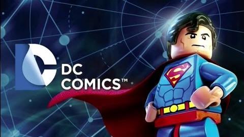 Character Spotlight Superman LEGO Dimensions