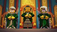 Famille royale-Le masque de la tromperie