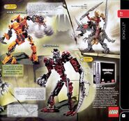 Katalog produktů LEGO® za rok 2005-61