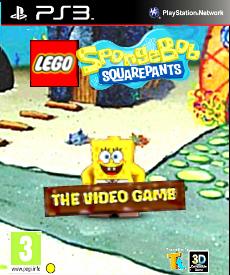 Customlego Spongebob Seasons 1 4 The Videogame Brickipedia