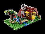 5766 La maison en forêt 2