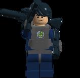 Agent Chase Alternate