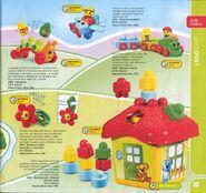 Katalog produktů LEGO® za rok 2005-05