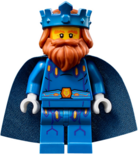 King Halbert royal garb
