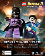 LEGO Batman 3 Bizarro World Pack