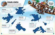 La Grande Aventure LEGO L'album des autocollants 2