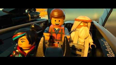 La Grande Aventure LEGO Le rassemblement