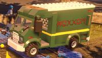Roxxon Van