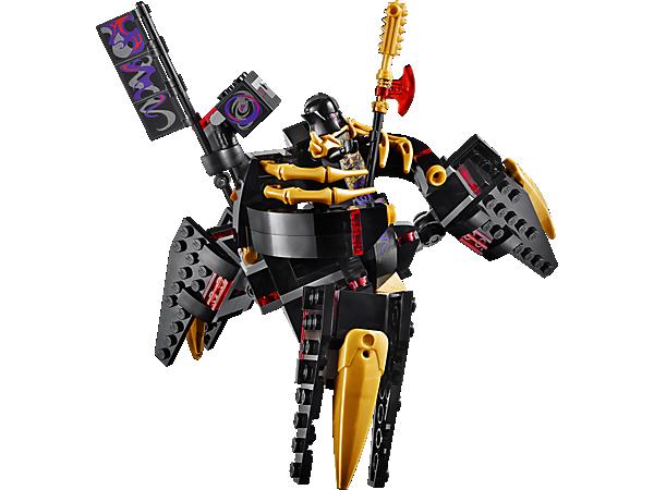 70728 le temple de ninjago city 5 - Lego Ninjago Nouvelle Saison