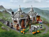 75947 La cabane de Hagrid : Le sauvetage de Buck
