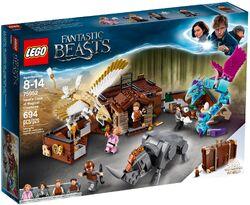 75952 Newt's Case of Magical Creatures Box