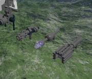 Custom guns