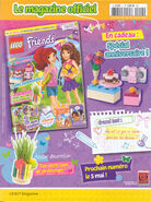 LEGO Friends 10 Encart