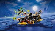 Lego Ninjago Blaster Bike 4