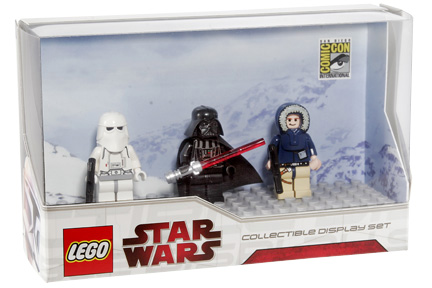 LEGO Star Wars Collectible Display Set 4 | Brickipedia | FANDOM ...