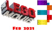 The lego movie 3 logo