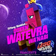Vignette LEGO Movie 2 Tiffany Haddish